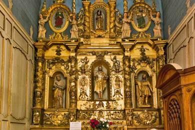 France - Collioure Altarpiece.