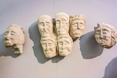FR - Aix Warriors Heads.
