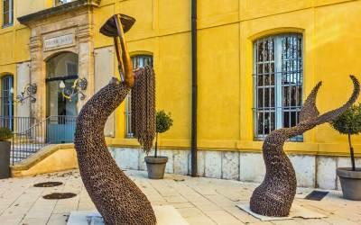 From Roman Spa to Contemporary Cultural Center – Aix-en-Provence