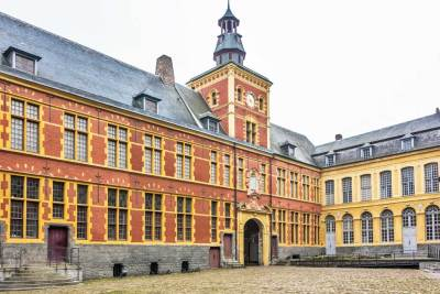 France-Lille Countess Hospital Convent.