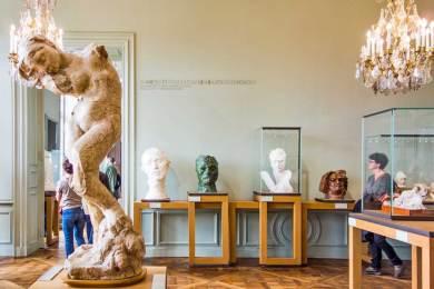 France - Paris Rodin Plaster