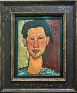 France - Lille LAM Modigliani 1