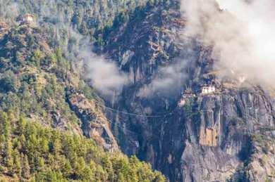 Bhutan-Paro Tigers Nest.