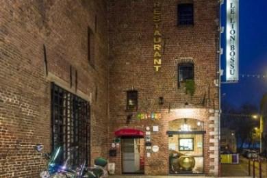 France - Lille Restaurant Lion Bossu.