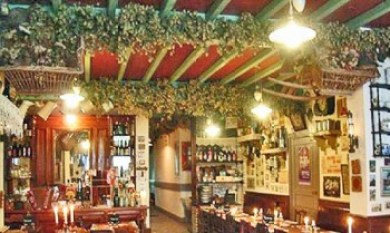 L'Estaminet Chez la Vieille (at the Old One)