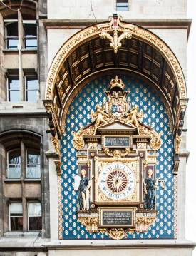 France - Paris, First Public Clock