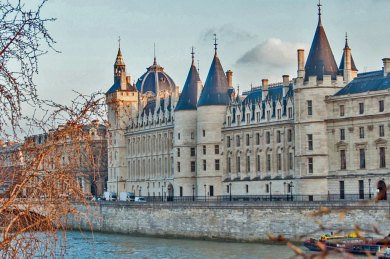 France - Paris Conciergerie