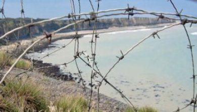 France - Normandy La Pointe to Hoc.