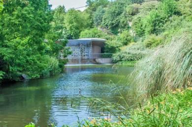 France-Caen American Garden.