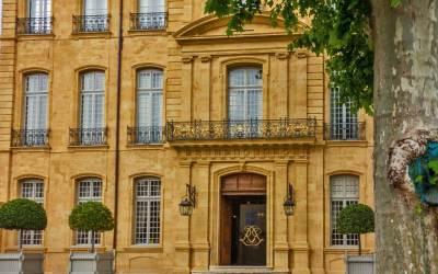 Aix-en-Provence Baroque Landmark Reborn as Art Center