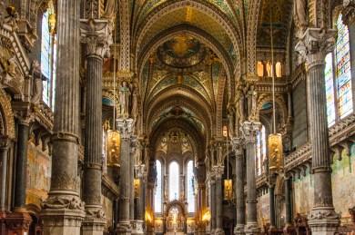 France-Lyon Basilica