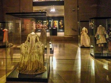 Lyon-Textile Museum Fashion.