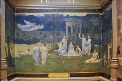 France-Lyon Fine Arts Chavannes.