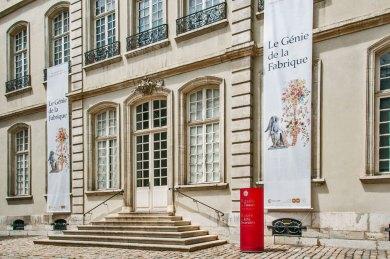 France-Lyon Textile Museum.