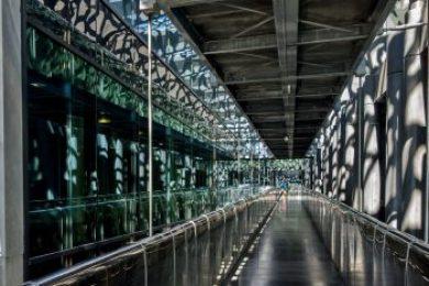 Marseille-MuCEM Interior.