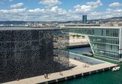Marseille-MuCEM Exterior.