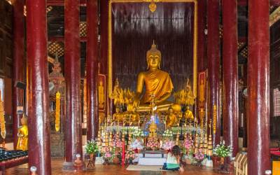 Thailand's Lanna Past Comes Alive in Chiang Mai – The City within the Moat