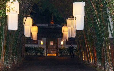 Chiang Mai at its Lanna Thai Best – Tamarind Village