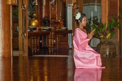 Santhiyana- Thai dances.