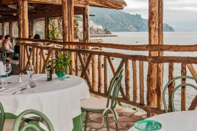 Amalfi-Santa Caterina Al Mare.