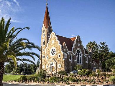 Windhoek- Christ Church