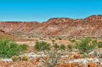 Damaraland-Twyfelfontein Valley.
