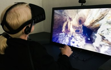 FR-Lascaux virtual reality.
