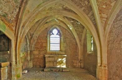 Vezere-Madeleine Chapel.