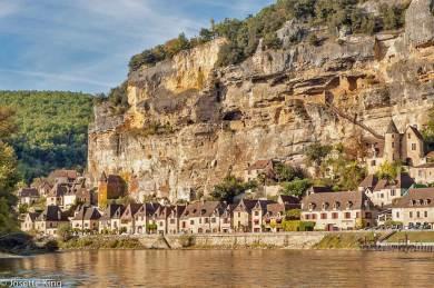 Dordogne-Roque Gageac pano.