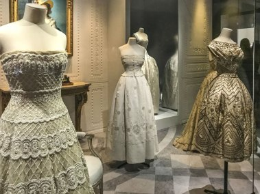 Eighteenth century Versailles has been an ungoing source of inspiration for the House of Dior.