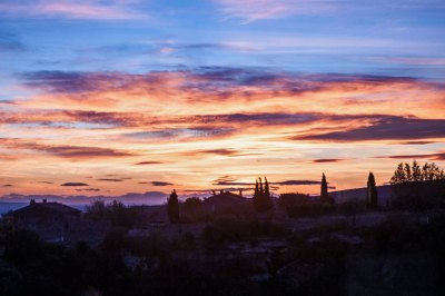 Luberon-sunset.