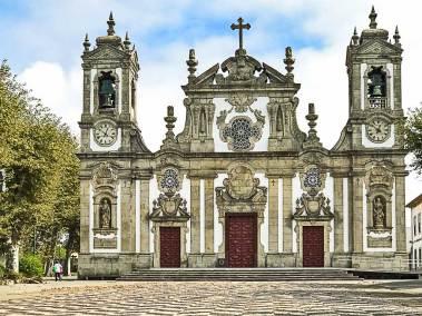Douro-Matosinho Church.