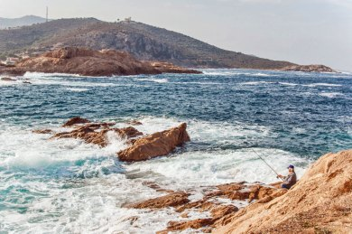 Corsica-Ile Rousse.