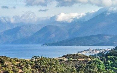 Corsica-Saint Florent.