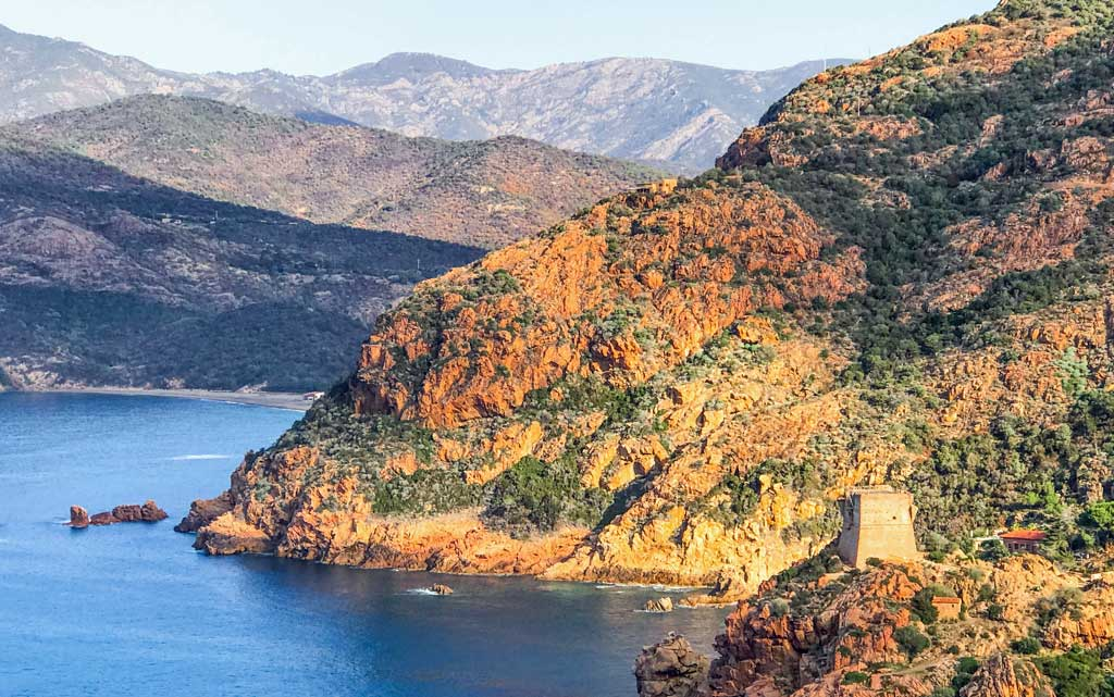 A Corsican Road Trip - Bastia to the Gulf of Porto