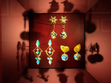 Paris YSL-Earings.