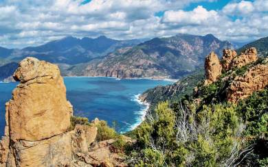 Corsica-Calanches Piana.