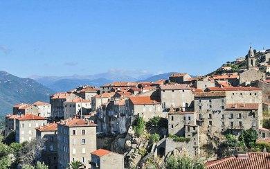 Corsica-Sartène.