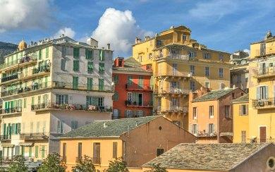 Corsica-Bastia Terra Vecchia.
