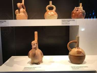 Paris-Branly Moche bottles.