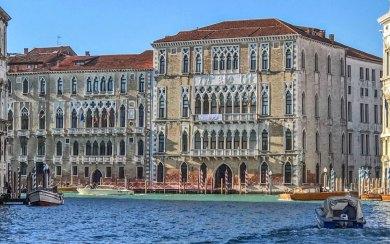 Italy-Venice Ca Foscari