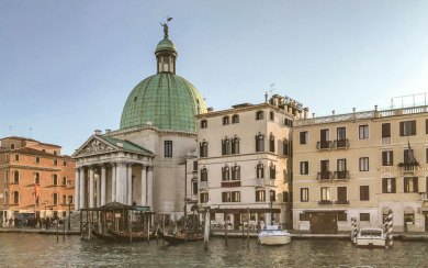 Italy-Venice San Simone