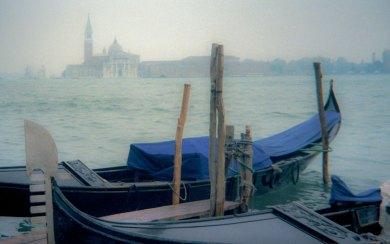 Italy-Venice mist.