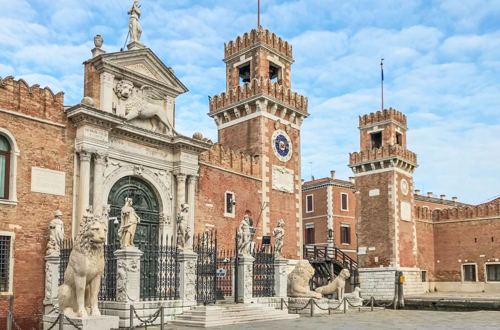 Living Venice – The Castello District