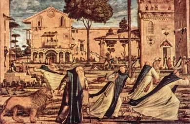 Venice-Carpaccio detail.