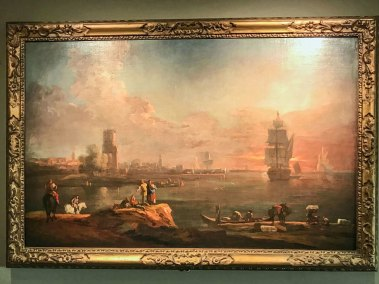 Scenes of 18th century Venetian life are showcased at Ca' Rezzonico.