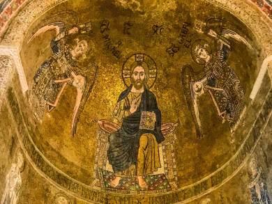Lagoon-Torcello mosaics.