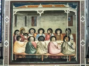Padua-Scrovegni Last Supper.