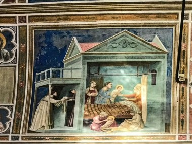 Padua-Birth of Mary.