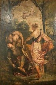 Tintoretto Deucalione e Pirra.